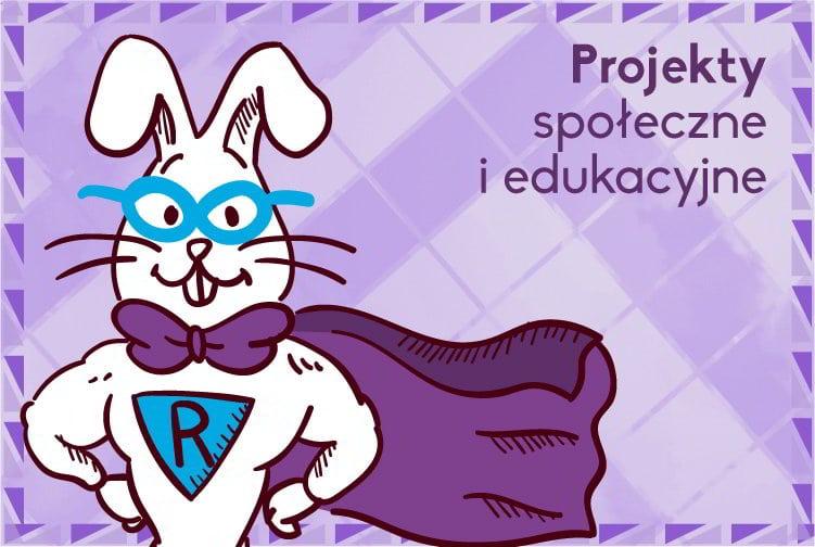 Projekty edukacyjne MrRabbit - Kursy angielskiego